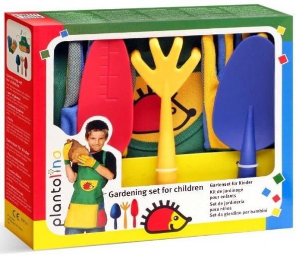 Kinder-Gartenwerkzeug plantolino (5-teilig)